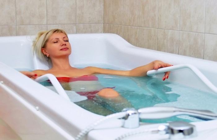Ароматичні мінеральні ванни