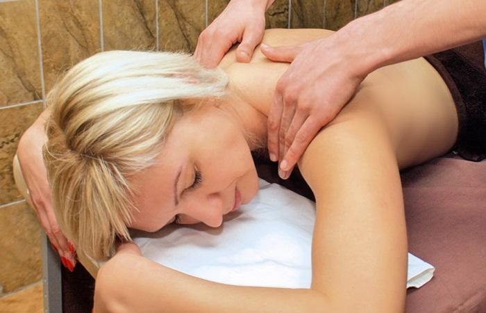 Лікувальний масаж