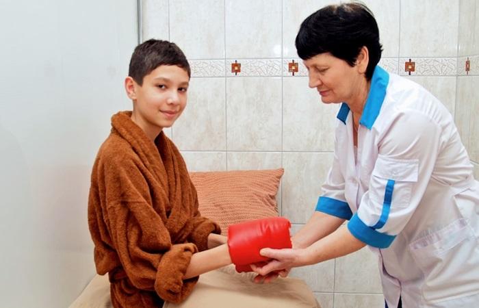 Теплотерапія